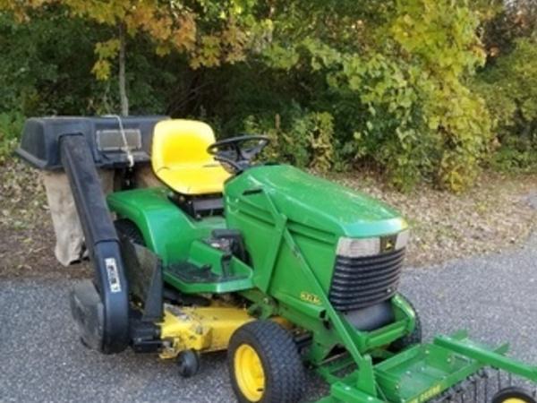 Garden tractor salvage yards minnesota garden ftempo - Craigslist farm and garden minneapolis ...