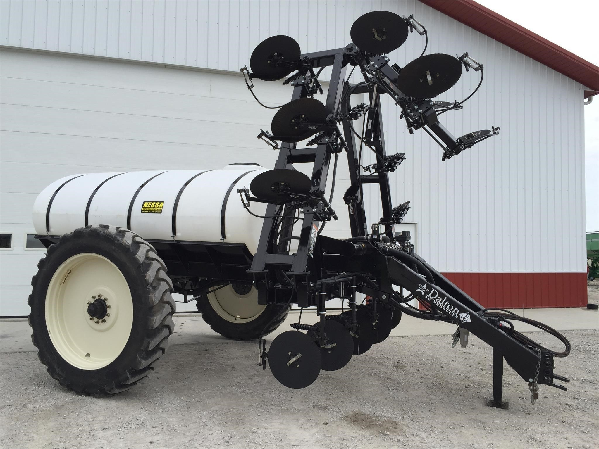 Dalton Ag Products DLQHD Toolbar