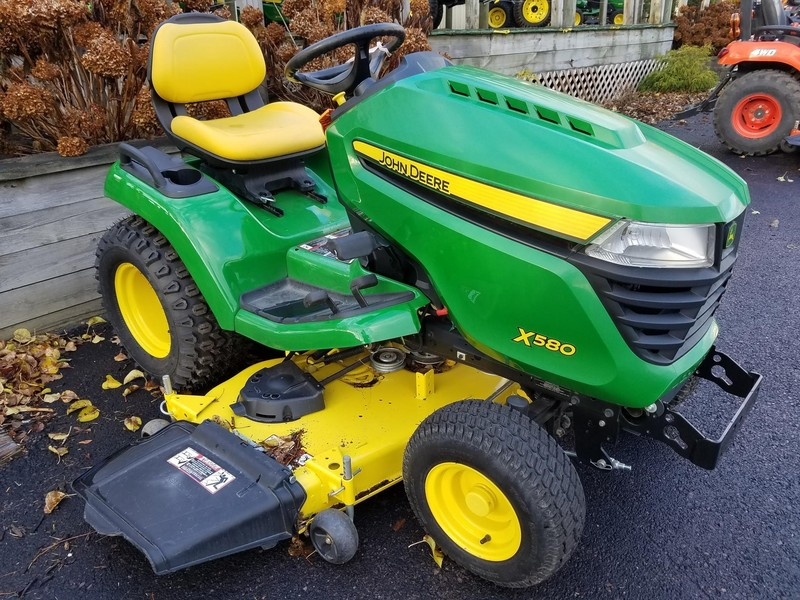 John Deere X580 Lawn and Garden for Sale | Machinery Pete