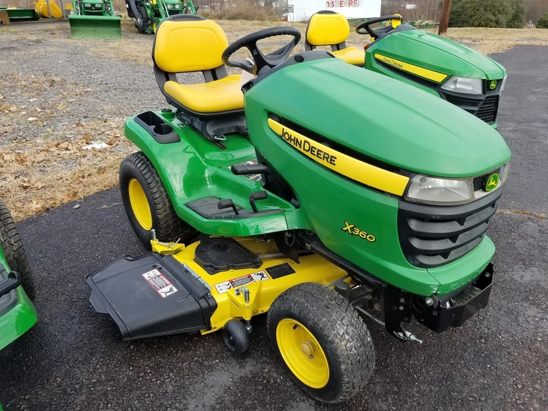 John Deere X360 Lawn and Garden for Sale   Machinery Pete