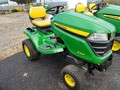 2014 John Deere X324 Lawn and Garden