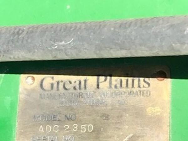 2008 Great Plains NTA3510 Air Seeder