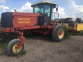 2002 New Holland HW320 Self-Propelled Windrowers and Swather