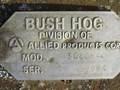 Bush Hog SQUEALER Miscellaneous