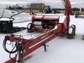 Case IH FHX300 Pull-Type Forage Harvester