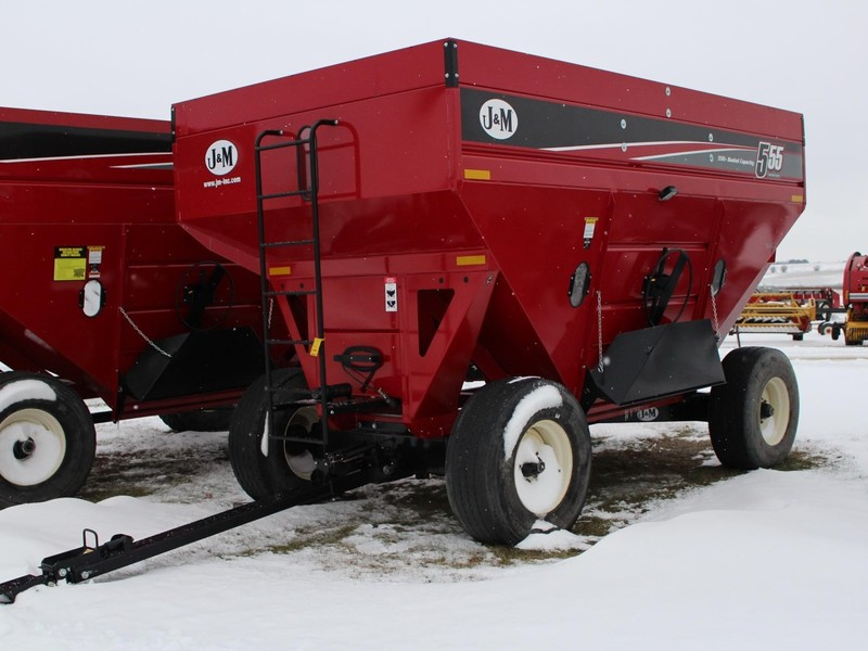 Used J M Gravity Wagons For Sale Machinery Pete