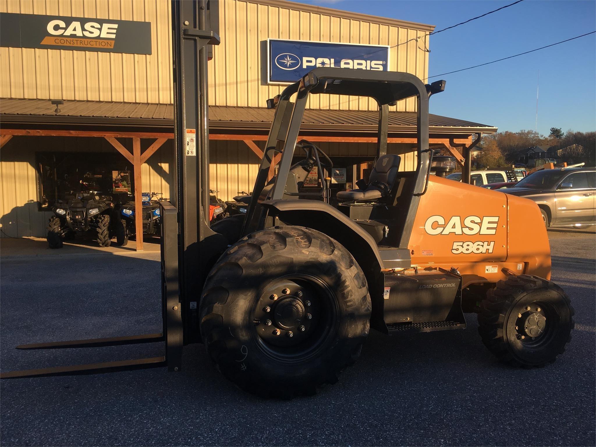 2020 Case 586H Forklift