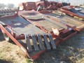 Hesston 4925 Bale Wagons and Trailer