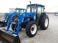 2007 New Holland TN75DA 40-99 HP