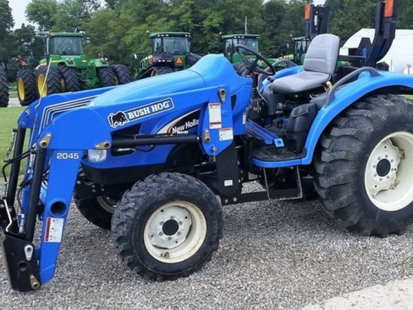 New Holland Tc29d Review   Tyres2c