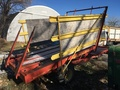 1981 New Holland 1002 Bale Wagons and Trailer