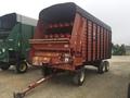 1997 Meyer 4516 Forage Wagon