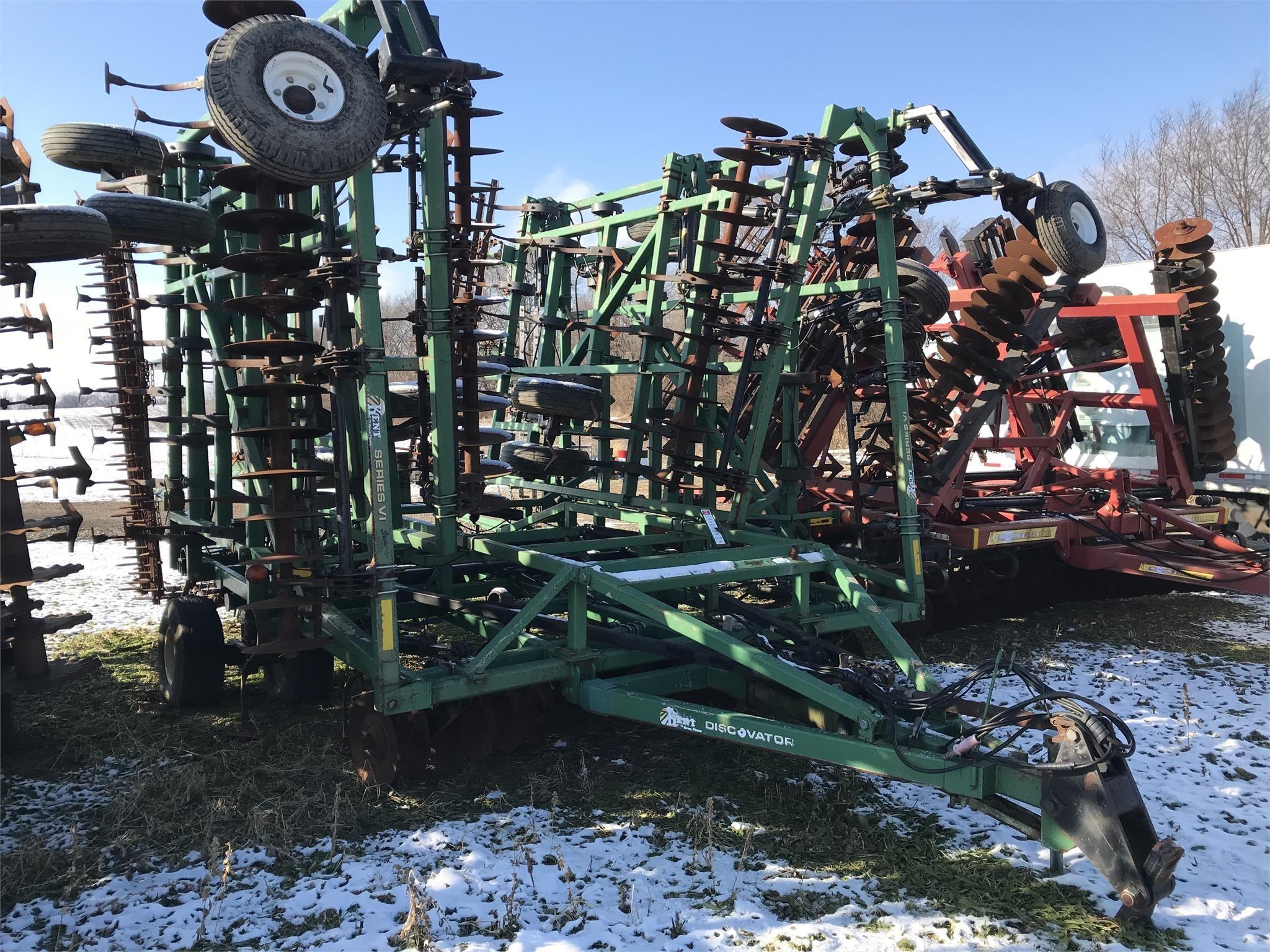 2004 Great Plains 7552 Soil Finisher