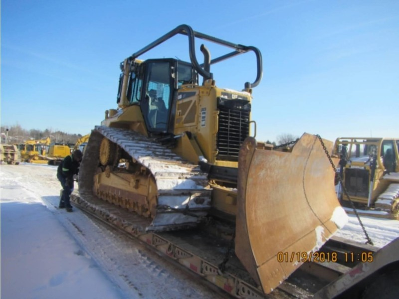 Used Caterpillar D6N LGP Dozers for Sale | Machinery Pete