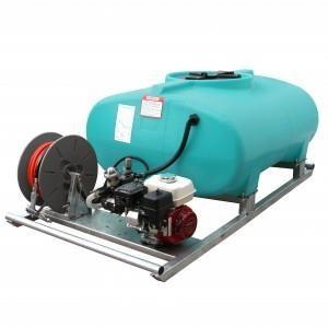 Enduraplas 200 Gallon Pick-up Sprayer Pull-Type Sprayer
