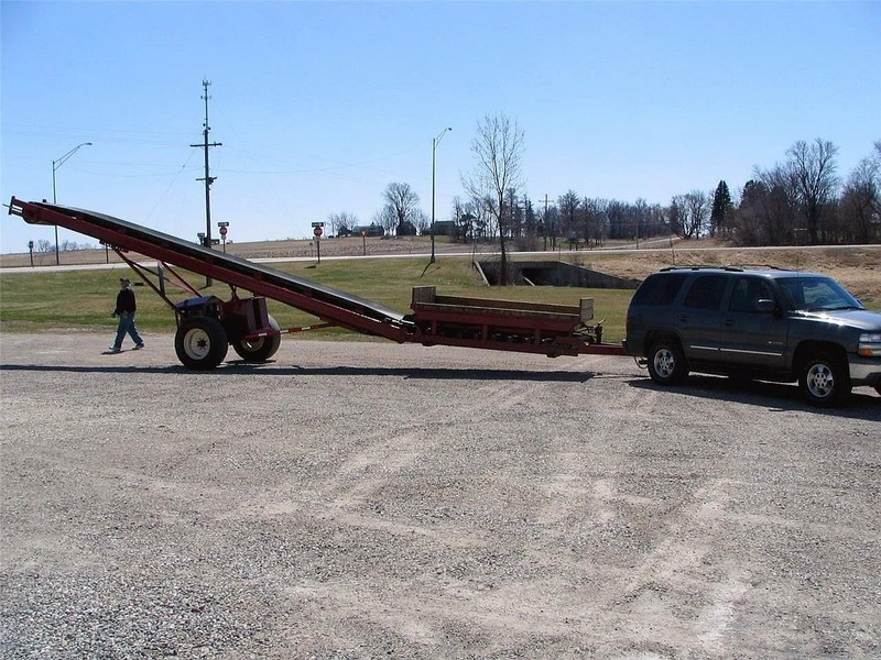 2019 Force Unlimited HPC30A Augers and Conveyor