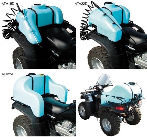 2020 Enduraplas ATV15D Pull-Type Sprayer