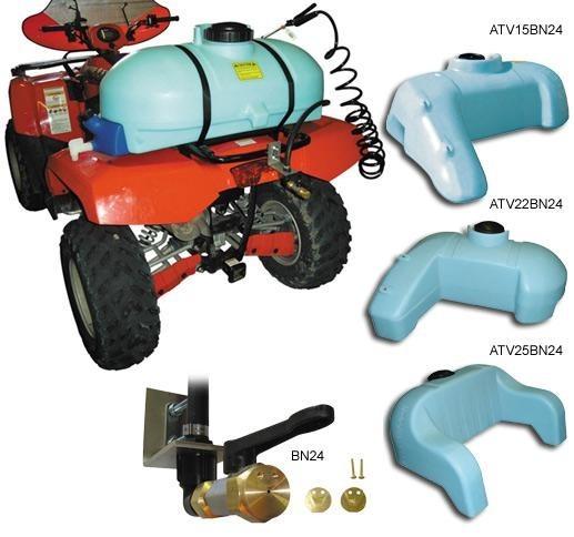 Enduraplas ATV15BN24 Pull-Type Sprayer