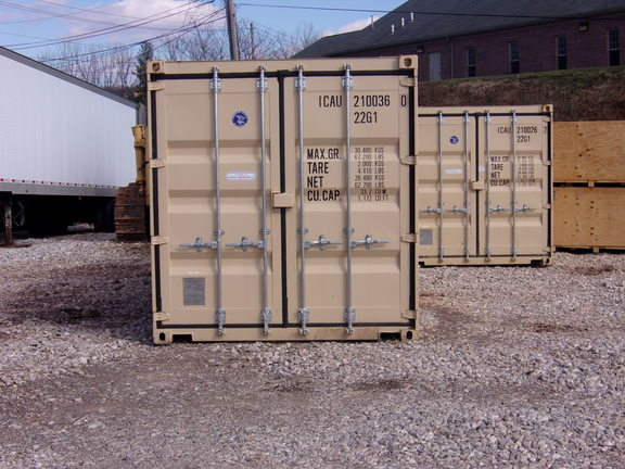 2016 Other 8x20 STORAGE CONTAINER Box Trailer