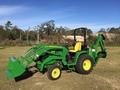 2021 John Deere 3033R TLB Tractor