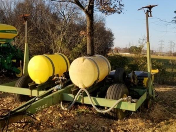 John Deere 7240 Planters For Sale Machinery Pete