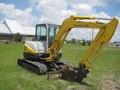 2014 New Holland E55BX Excavators and Mini Excavator