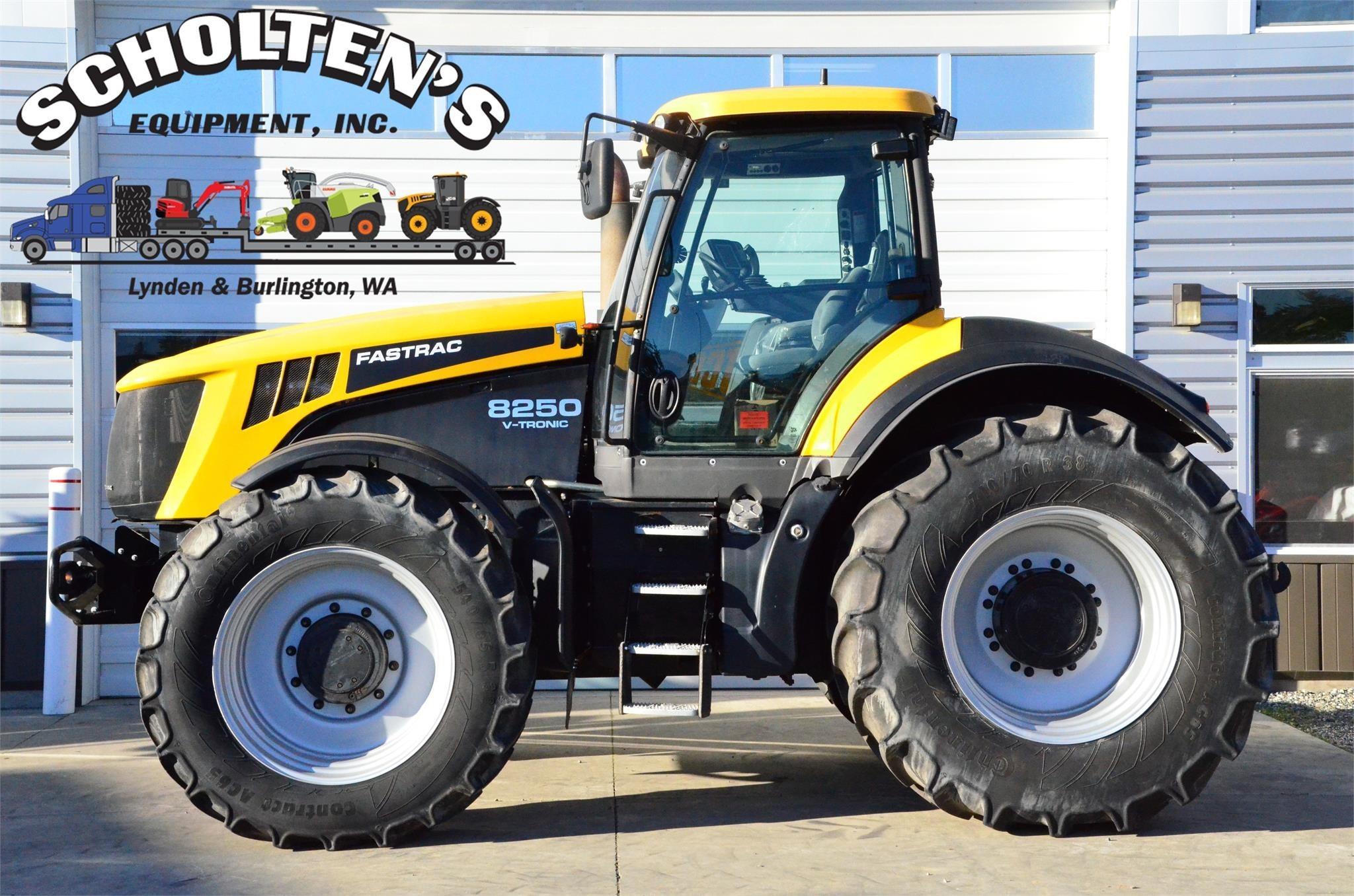 2008 JCB Fastrac 8250 Tractor