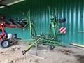 2006 Krone KW5.50/4x7T Tedder