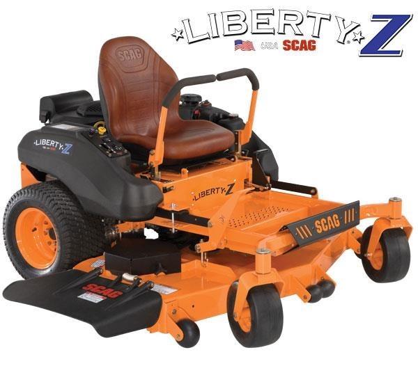 2021 Scag SZL48-21FR Lawn and Garden