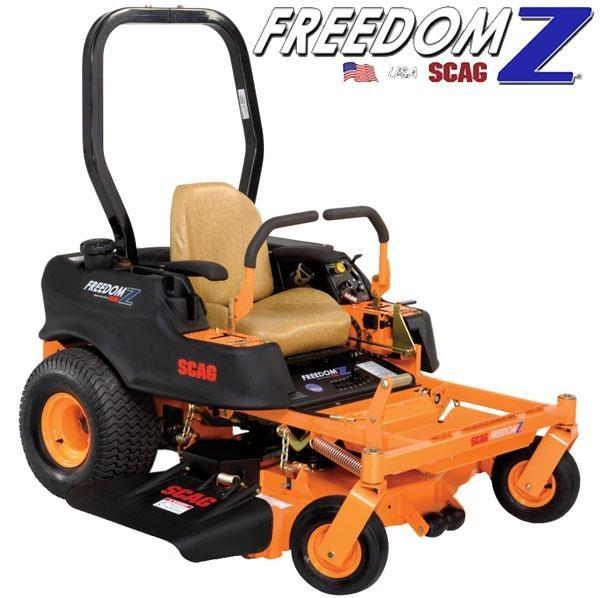 2021 Scag SFZ52-24KT Lawn and Garden