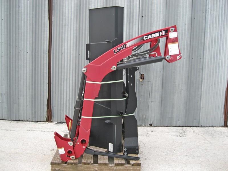2011 Case IH L540 Front End Loader
