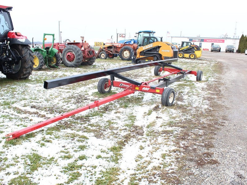 E-Z Trail HH31R Header Trailer