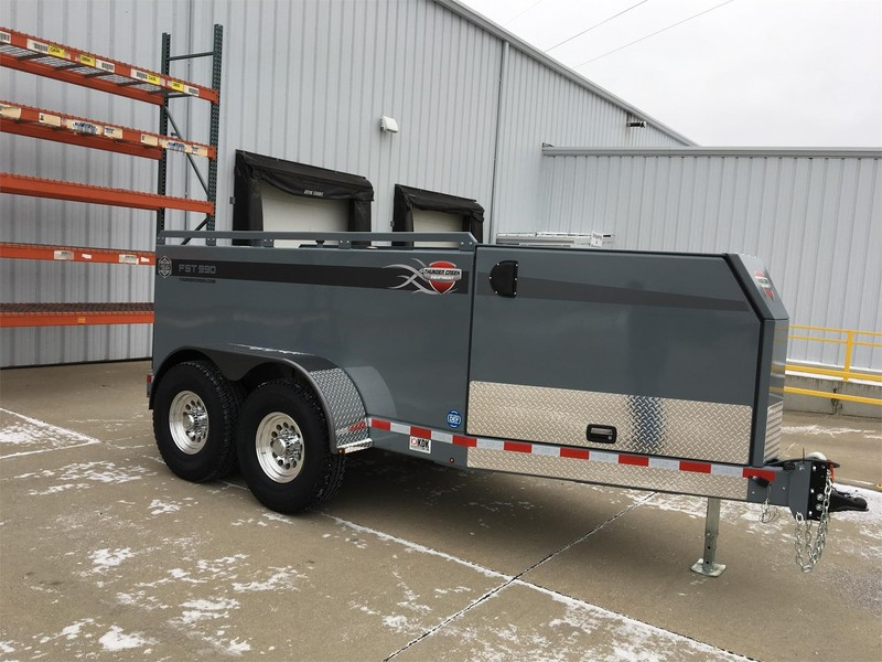 2019 Thunder Creek FST990 Fuel Trailer