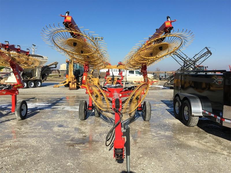 2018 Ogden Metalworks RCR812 Rake