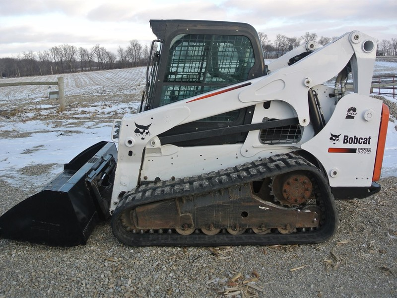 2013 Bobcat T770 Skid Steer