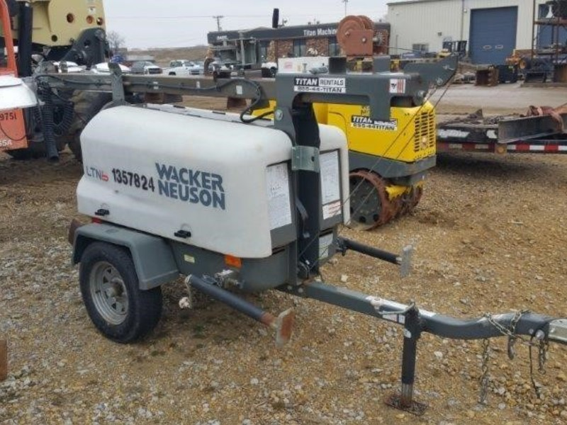2012 Wacker Neuson LTN 6L Miscellaneous