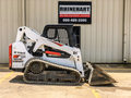 2017 Bobcat T650 Skid Steer