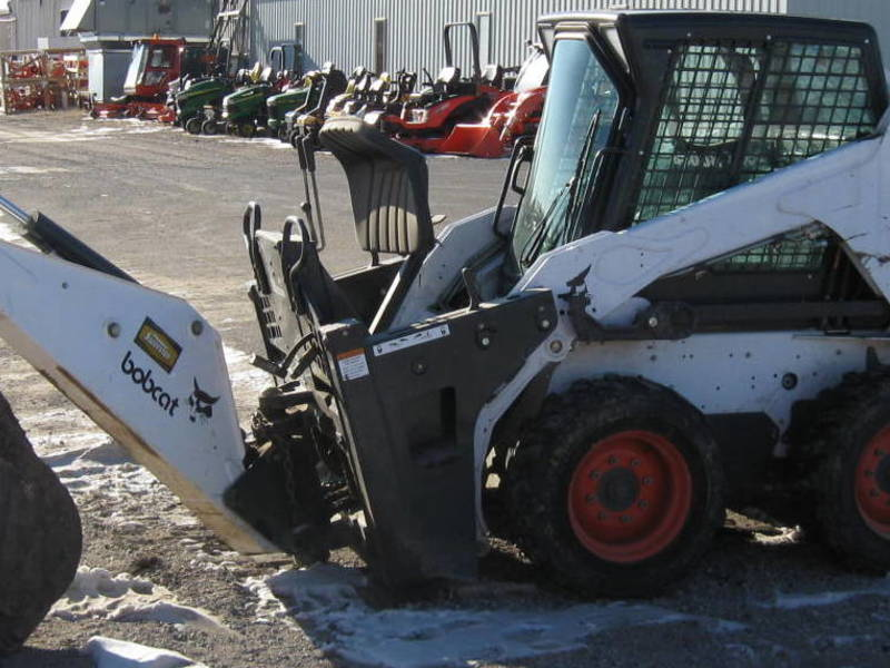 2012 Bobcat S205 Skid Steer