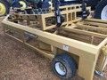 Tubeline AC1000 Bale Wagons and Trailer