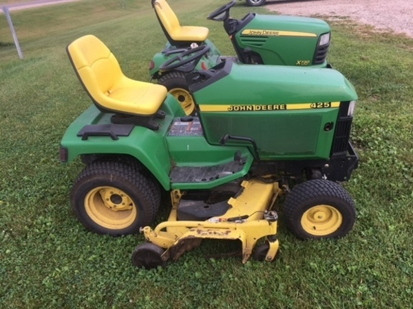 John Deere 425 Lawn And Garden For Sale Machinery Pete