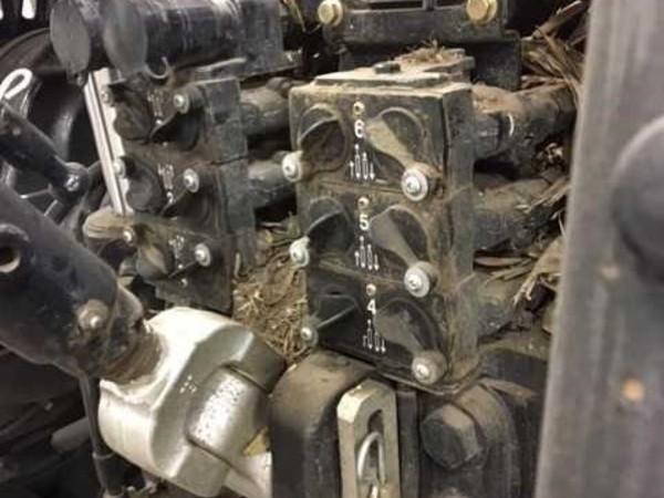 2017 Case IH Magnum 380 CVT Tractor
