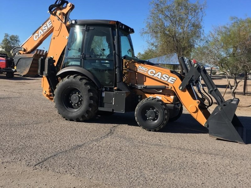 Used Case 580SN Backhoes for Sale | Machinery Pete