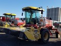 2008 New Holland H8080 Self-Propelled Windrowers and Swather