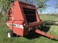 1993 Hesston 565A Round Baler