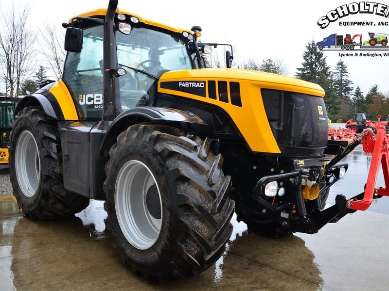 2015 JCB Fastrac 8310 Tractor