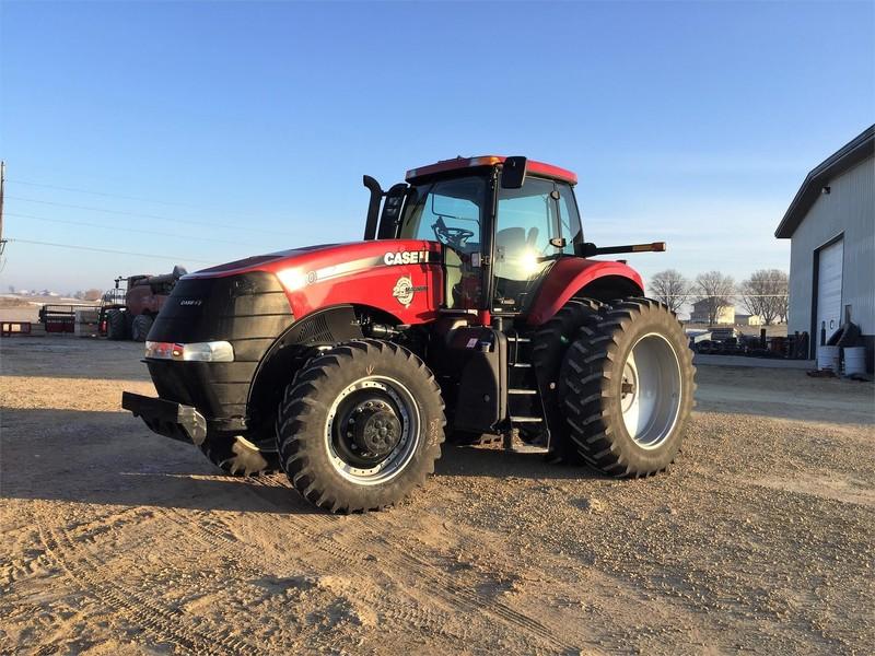 2013 Case IH Magnum 260 Tractor