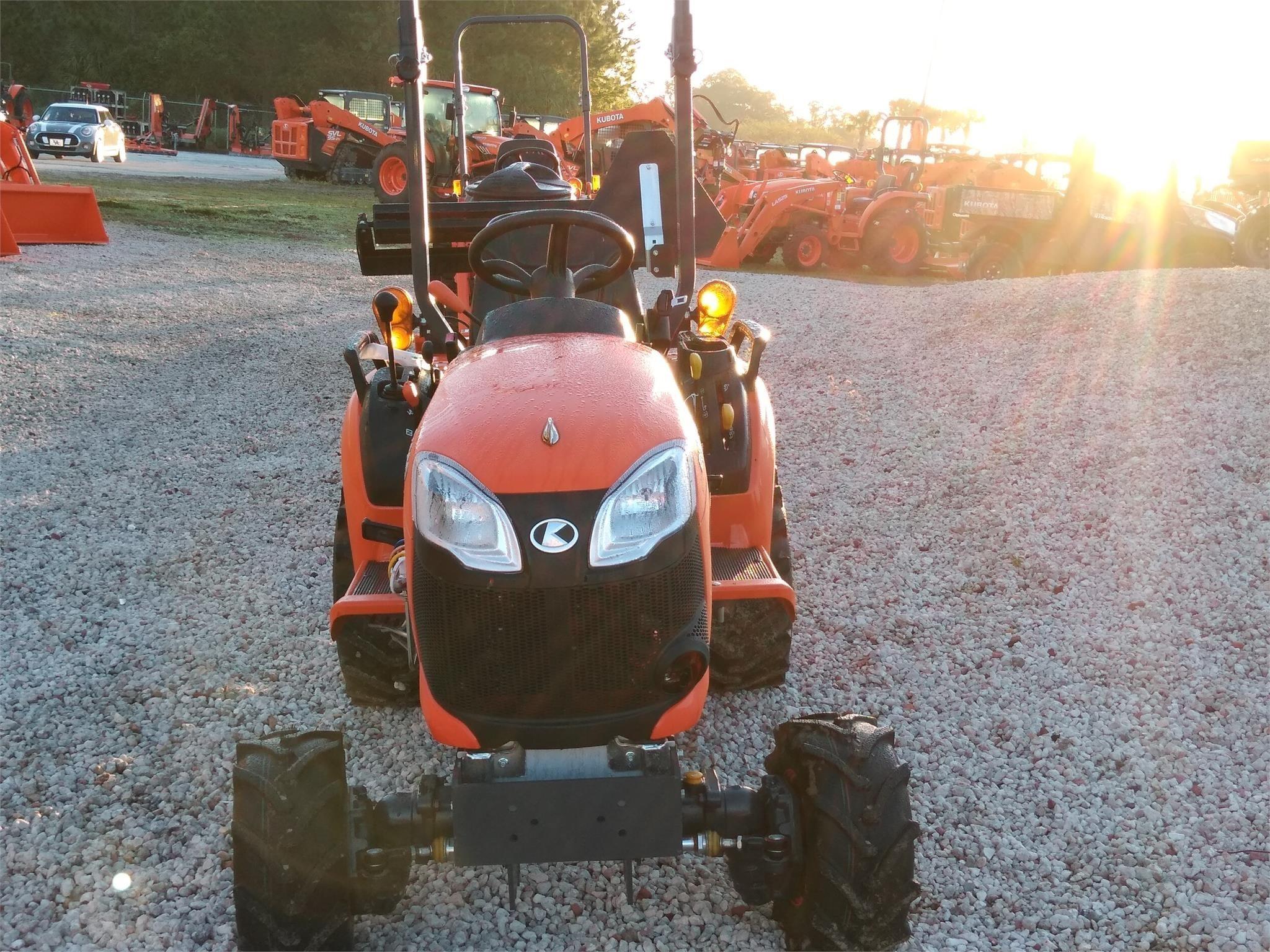 2020 Kubota BX1880 Tractor