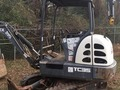 2011 Terex TC-35 Excavators and Mini Excavator
