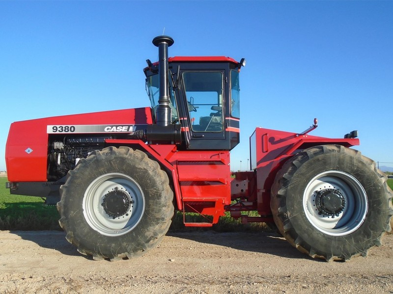 1998 Case IH 9380 Tractor