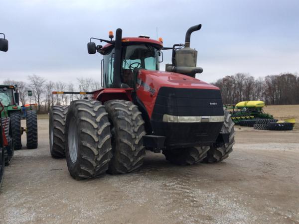 2015 Case IH 540 Manure Spreader